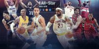 2015 NBA All-Star Lineup