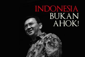 Indonesia is not Ahok
